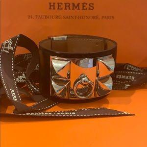 Authentic Hermès Collier de Chien Bracelet
